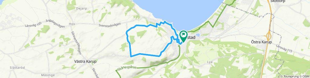 Løbetur Båstad