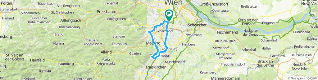 Sonntag Route