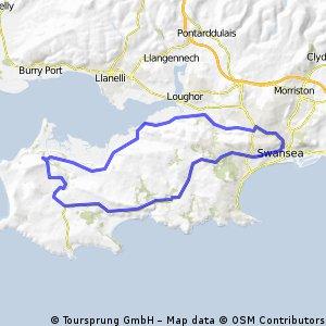 Jays Gower loop 2