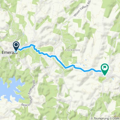 emerald to gembrook