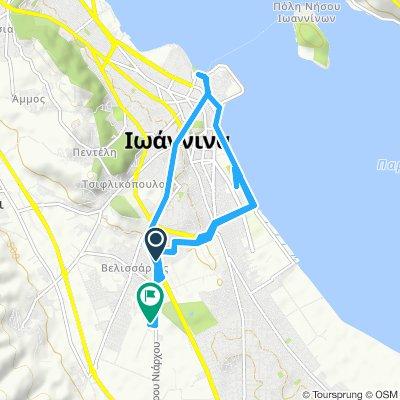 Steady ride in Βελισσάριος