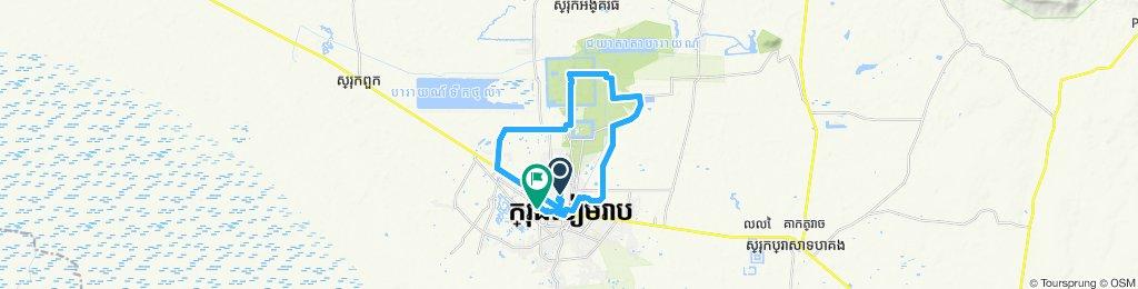small round Angkor