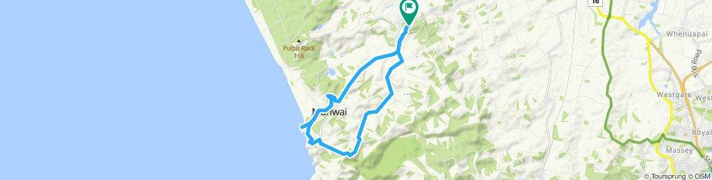 Short loop to Muriwai
