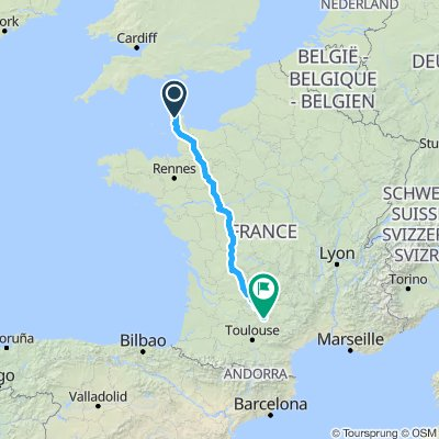 Cherbourg - La Roquette