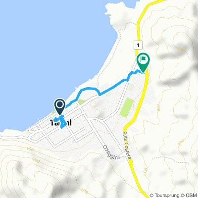 Ruta relajada en Taltal