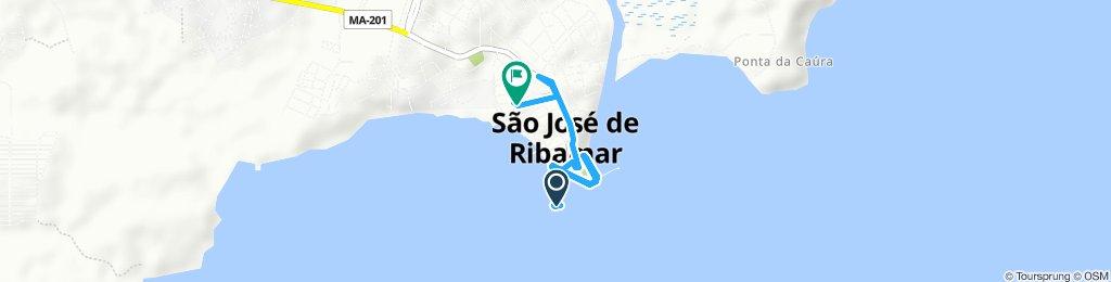 Rota moderada em São José de Ribamar