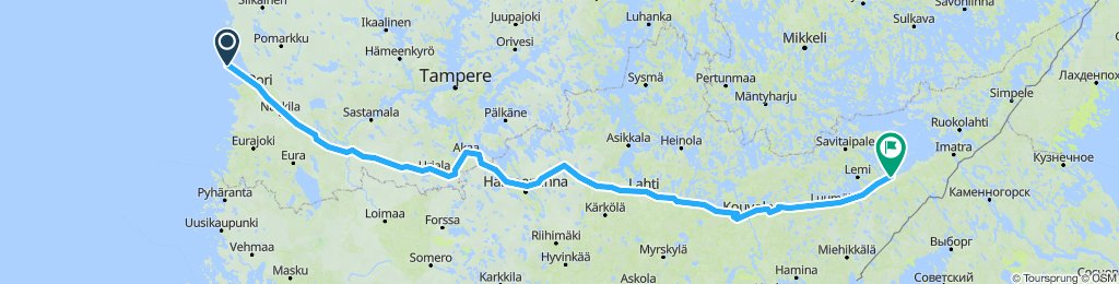 Lappeenranta-Lahti-Pori