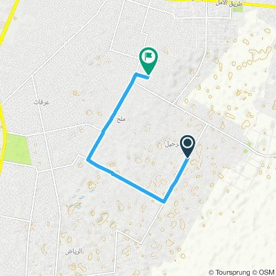 Itinéraire confortable en Nouakchott - نواكشوط