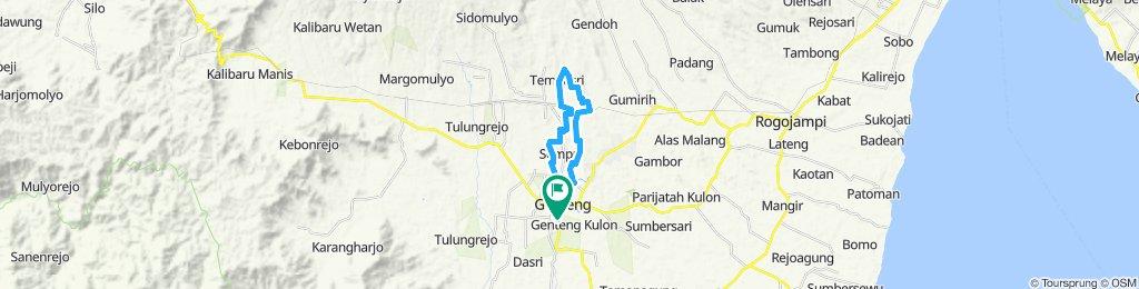 Hilly Route Sempu v2