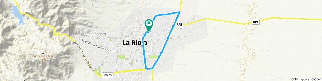 Ruta tranquila en La Rioja