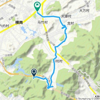 Easy ride in Shenzhen