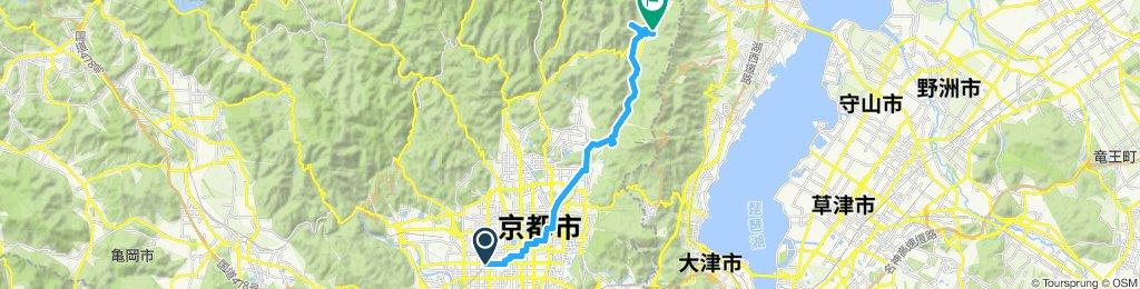 洛北賞楓路線