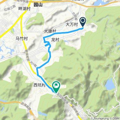 Steady ride in Shenzhen