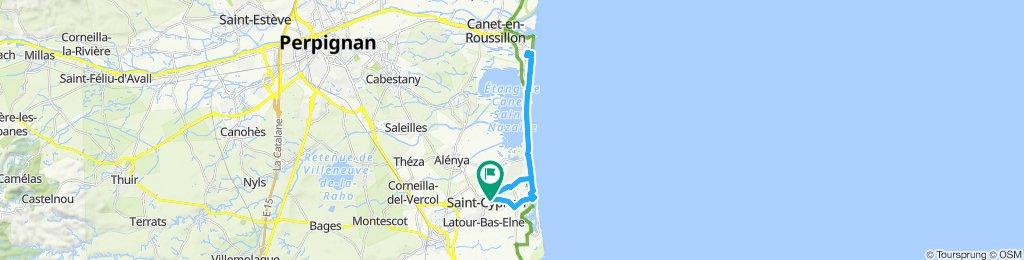 Canet en Roussillon A/R