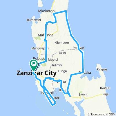Fukwe za Zanzibar