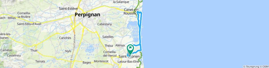 Port et marinas à Canet en Roussillon