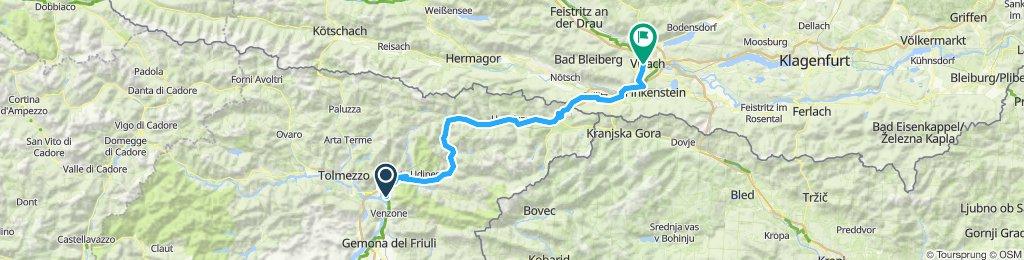 Sommer 2020 - 14. Teil: Carnia - Villach