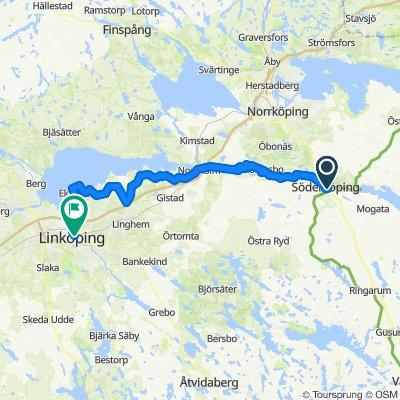 ostsee20-18 Söderköping - Linköping
