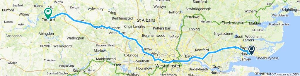 Oxford Excursion 2020
