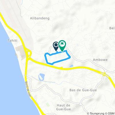 Itinéraire modéré en Libreville