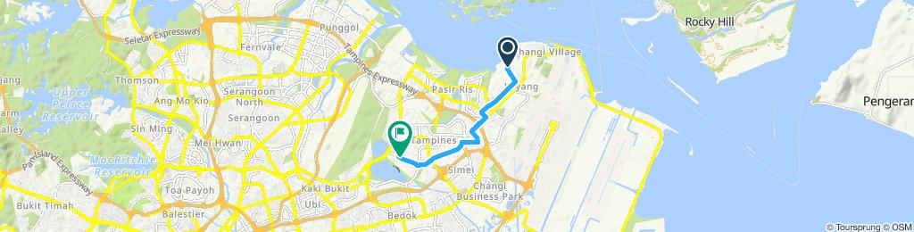 Route for fun