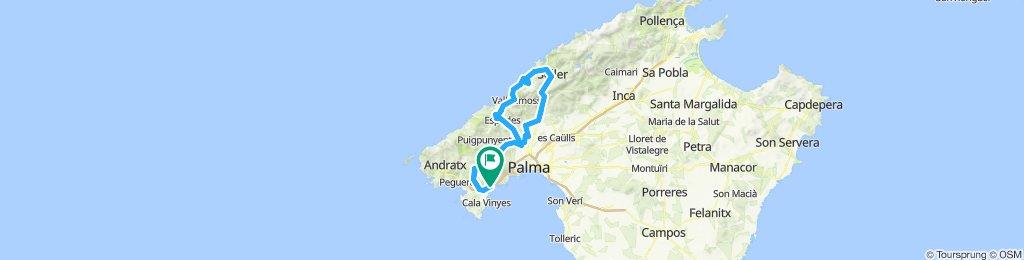 Hotel Son Caliu Spa Oasis to Valldemossa and Soller