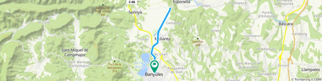 Cracking ride in Banyoles