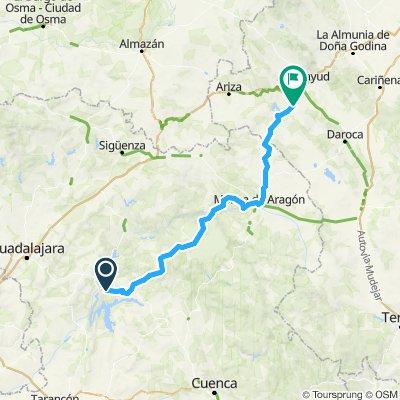 etappe 2 Sacedon munebrega 172km 1910hm