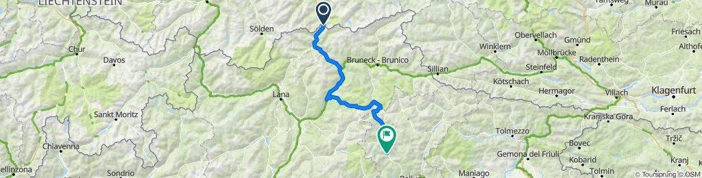 Brenner - Taibon Agordino