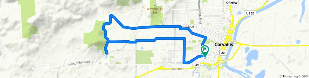 Bald Hill Bike Loop