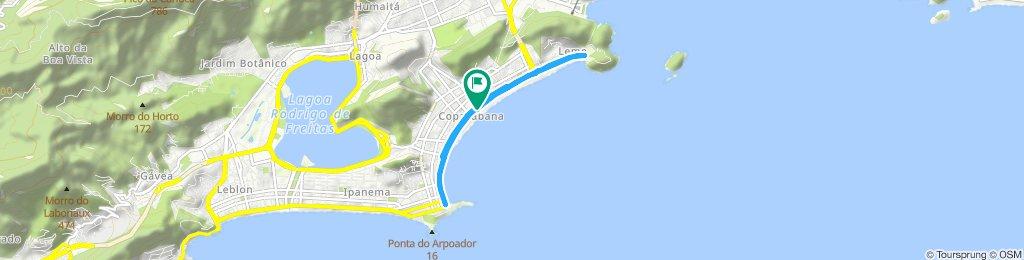 Passeio rápido em Rio de Janeiro