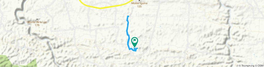Ruta relajada en Camuy