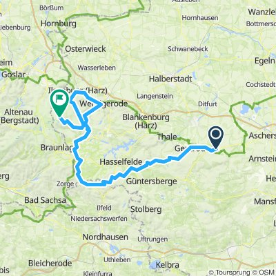 Germany Tour 2.0 Stage 6 (Quer durch Harz)