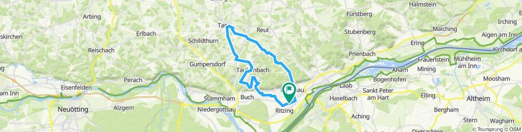 Rund um Taubenbach 29km