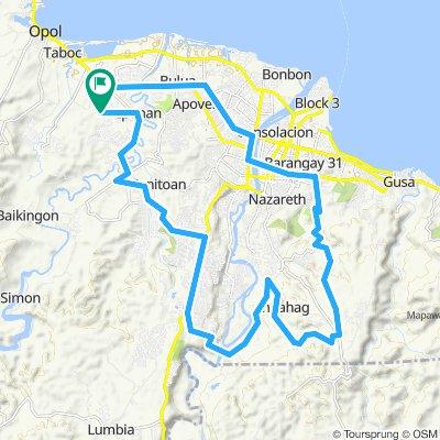 Steady ride in Cagayan de Oro City