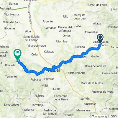 04 Villaroya de los Pinares - Albarracin