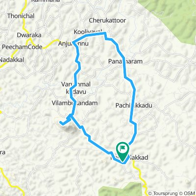Easy ride in Wayanad