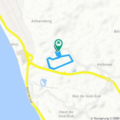 Itinéraire reposant en Libreville