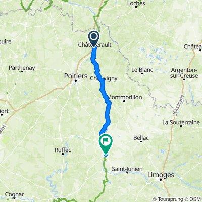 France20.5 Chatellerault-Confolens