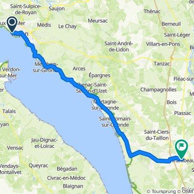 France20.10 Mirambeau-Royan