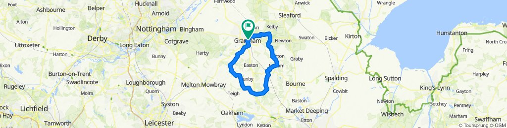 45 Miles to visit the March Hare