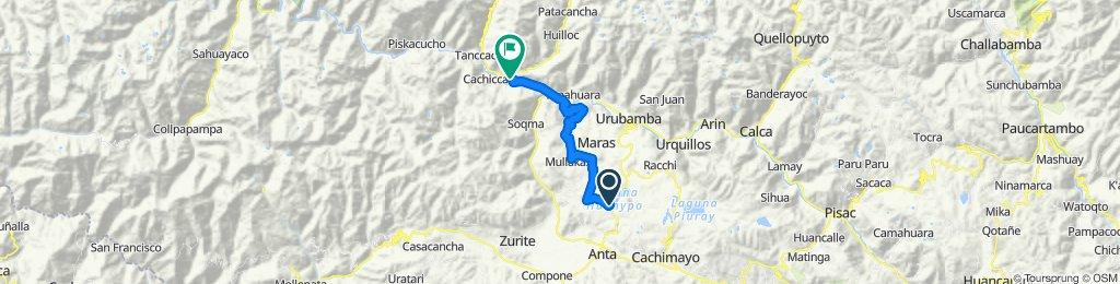 Huaypo - Ollantaytambo