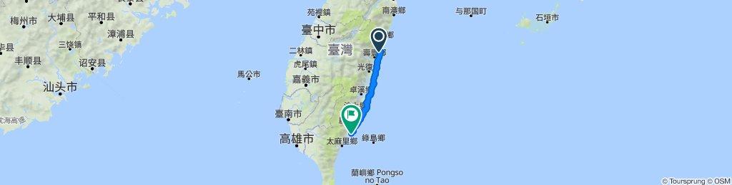 Hualien - Taitung