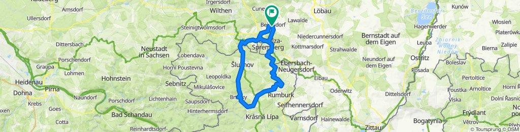 Schluckenau-Zeidler- Ehrnenberg-Neusalza