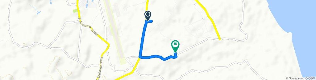 Steady ride in Bangka Tengah