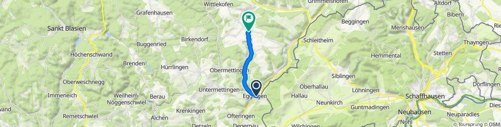 Untere Alp (von Egg.-Bf.)