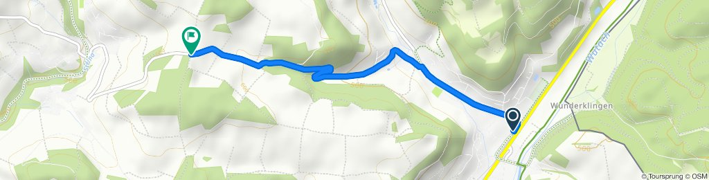 Galgenbuck, 629m (von Egg.-Bf.)