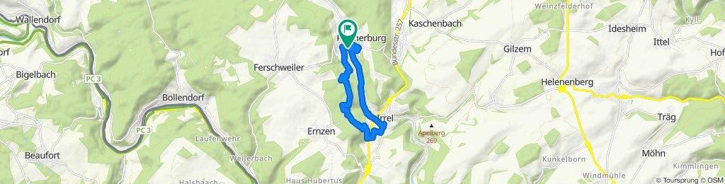 Wnd Irrel 11km 330hm