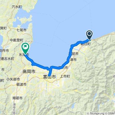 富山湾岸サイクリングコース_2020