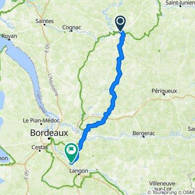 2e deel c route Santiago